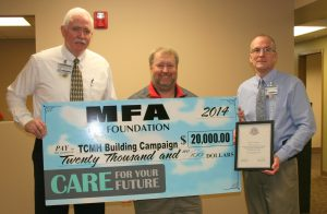 Ford Foundation Grant Donation Award
