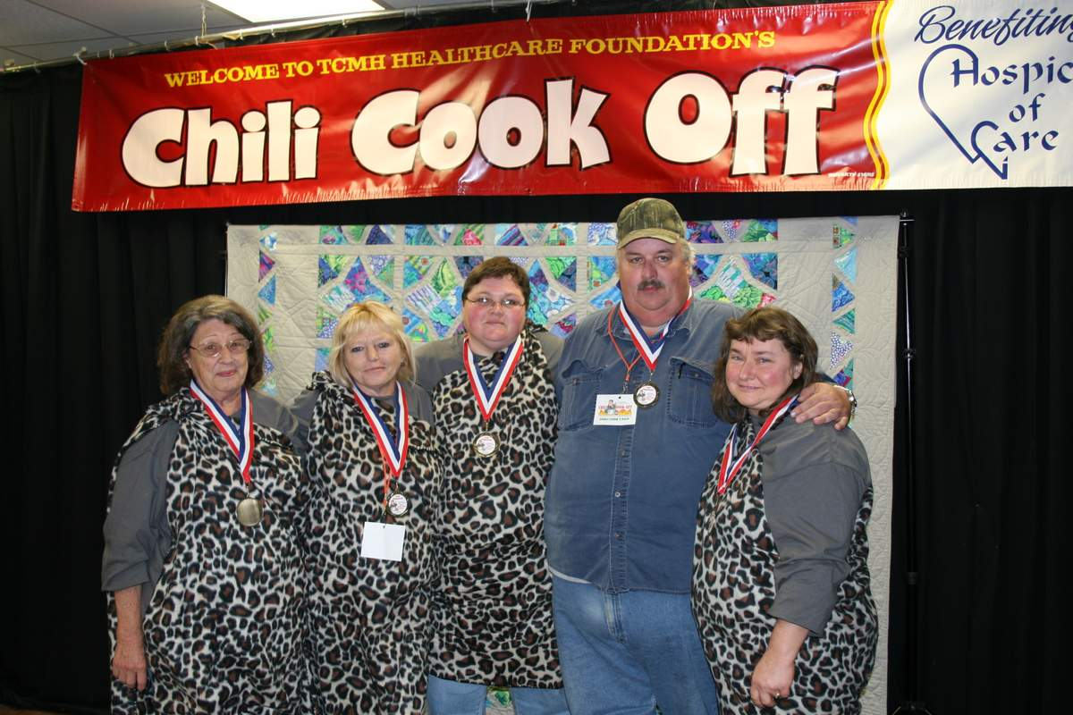 Chili Cook Off Raises 48 300 For Hospice Of Care Texas County