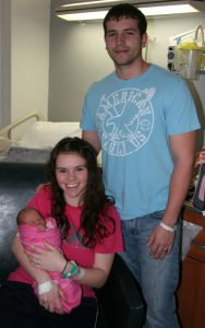 Sarah and Trent Anderson